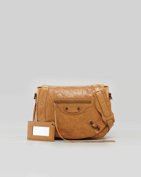 Classic Neo Folk Bag, Cumin