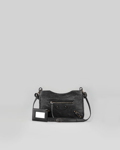 Classic Hip Crossbody Bag