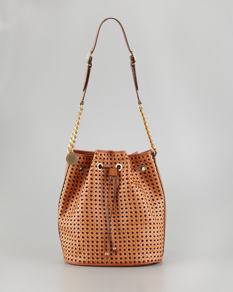 Pembridge Braided-Drawstring Bag