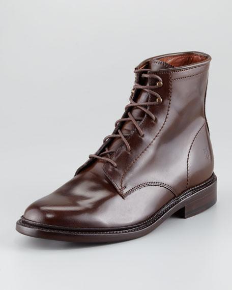 James Shell Cordovan Boot