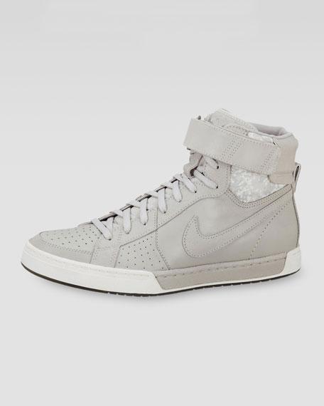 Nike Air Flytop Sneaker, Granite