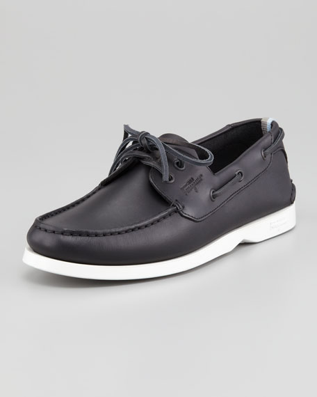 World Boat Shoe, Navy