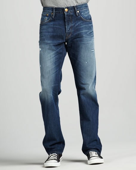 Geno Blue Collar Detonation Jeans