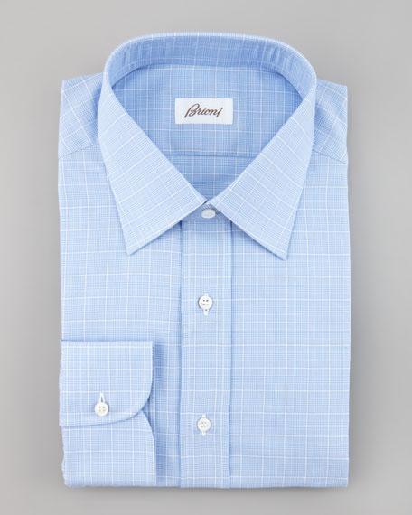 Mini Plaid Shirt