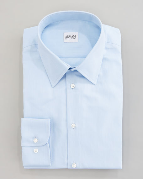 Dress Shirt, Light Blue