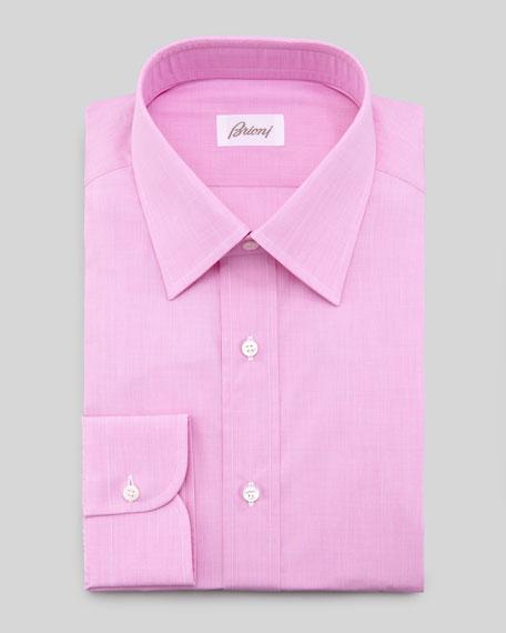 End-on-End Dress Shirt, Purple