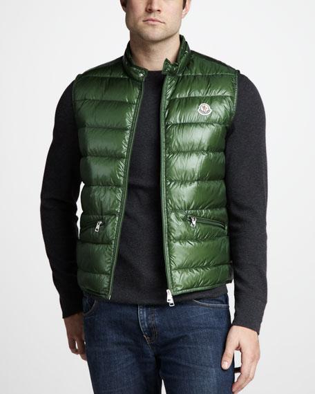 Gui Lightweight Puffer Vest