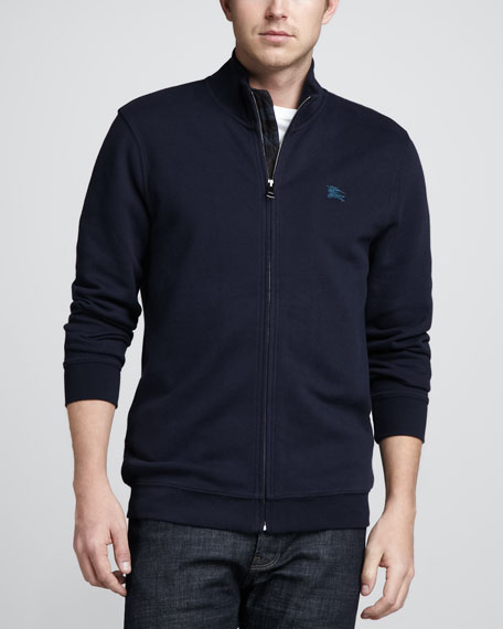 Zip Sweater Jacket