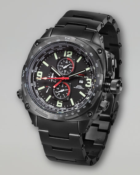 Black Cobra Military Watch