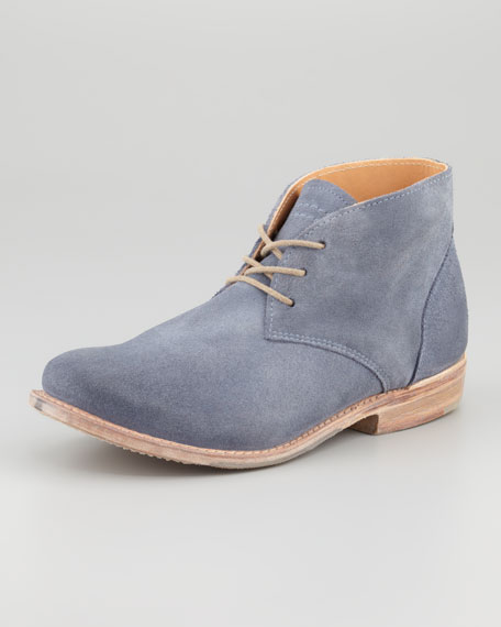 Vintage Vaughn Chukka Boot, Blue