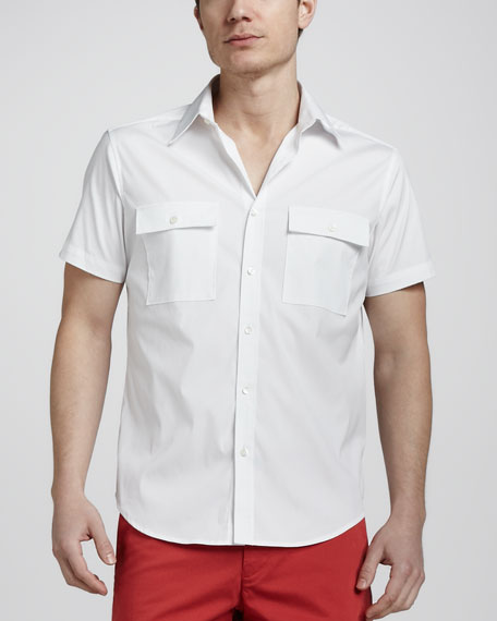 Feynold S Two-Pocket Shirt
