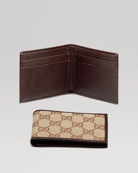 Canvas Mini Wallet