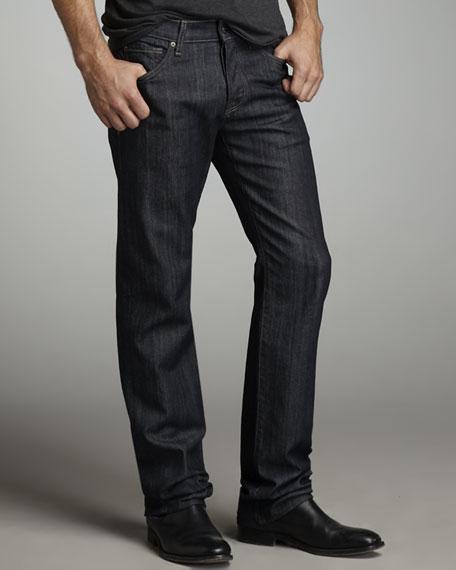 7 For All Mankind Standard-Fit Mercer Jeans