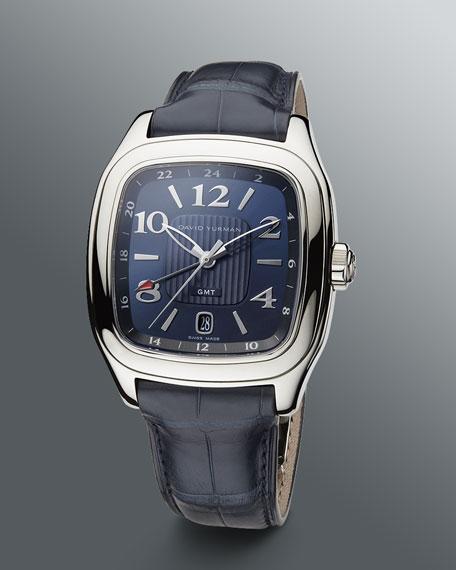 Belmont 41mm Midnight Blue GMT