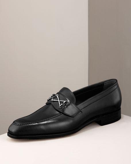Wolfe Loafer, Black