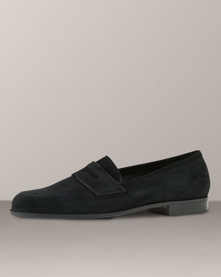 Suede Dennehy Loafer