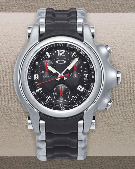 Holeshot Watch, Black Dial