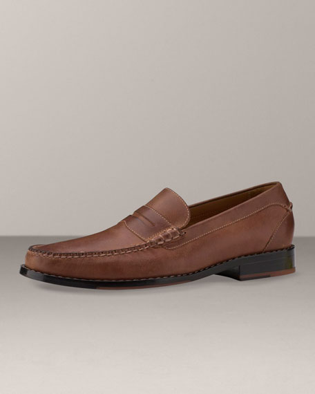 Air Barrett Penny Loafer, Tan