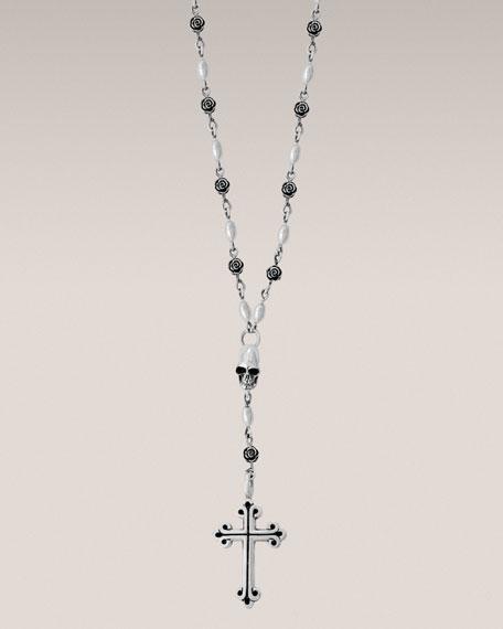 Skull & Cross Rosary