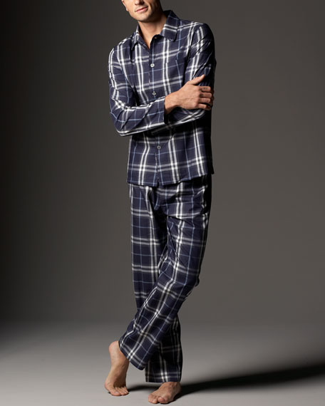 Burberry Check Pajamas