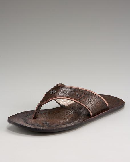 Hosseger Thong Sandal