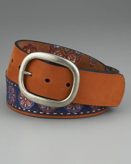 Creedance Leather Belt