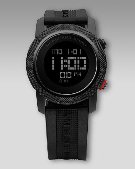 Digital Watch, Black