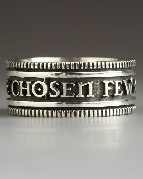 For the Chosen Few Ring