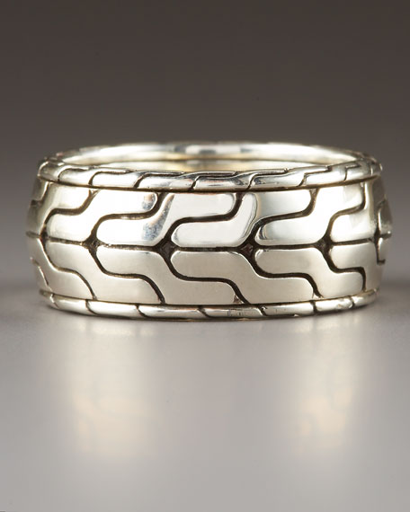 Classic Chain Rolling Ring