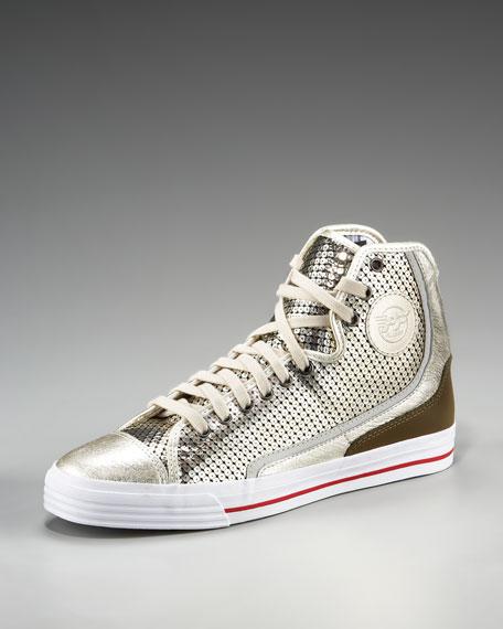 Glide High-Top Sneakers