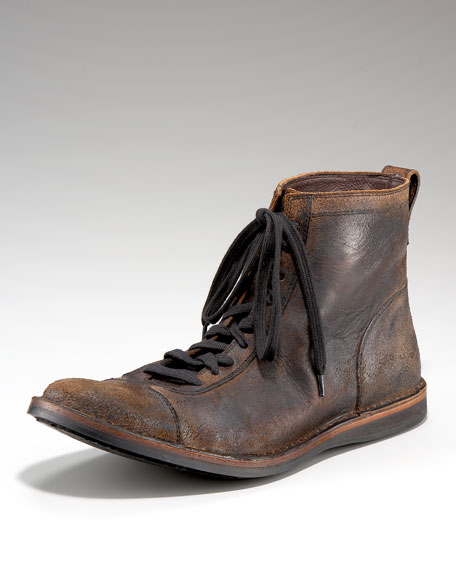 Barret Wrestling Boot