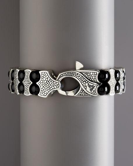 Black Onyx Rayman Bracelet