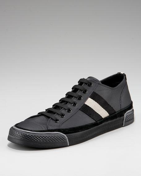 Irobi Suede-Trim Sneaker