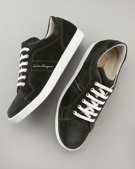 Metropolis Sneaker, Green