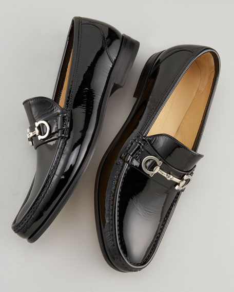 Giostra Patent Moccasin