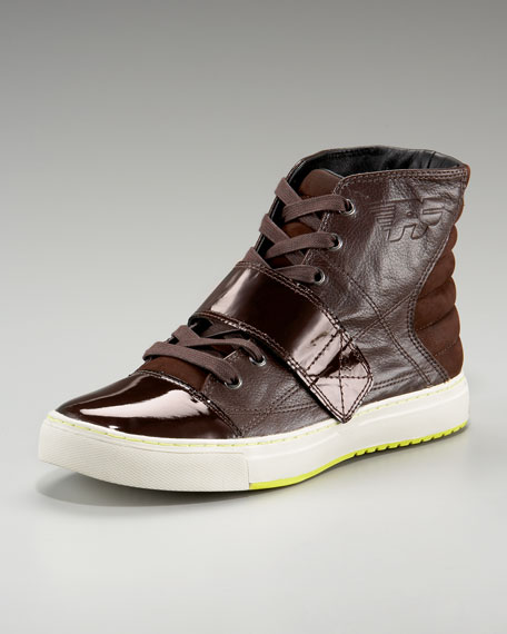Astor Hi-Top Sneaker
