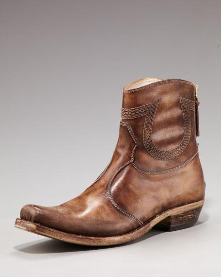 Hugh Short Boot