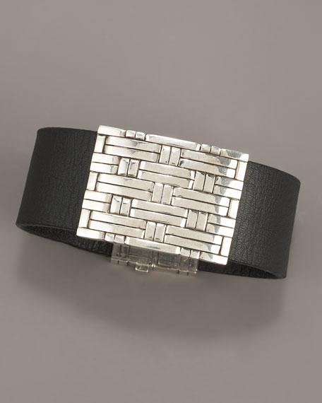 Bedeg Leather Bracelet