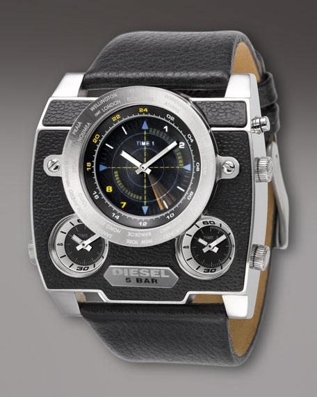 Sonar Analog-Digital Watch