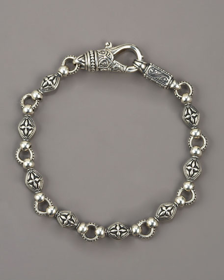 Paganini Cross Chain Bracelet