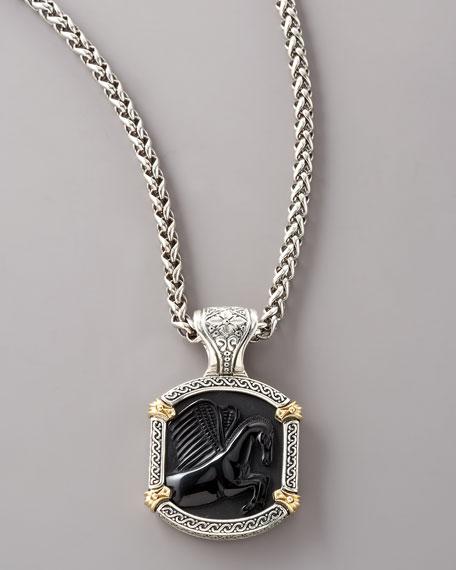 Paganini Pegasus Necklace