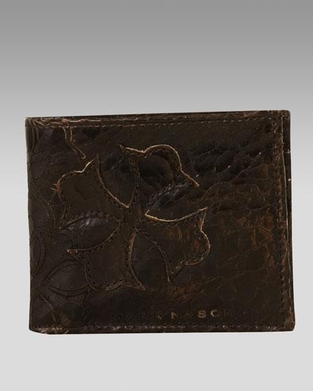 Worn Wallet