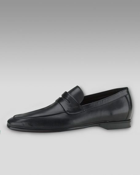 Air Lorenzo Penny Loafer, Black