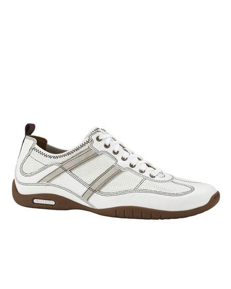 Air Terrel Sneaker, White