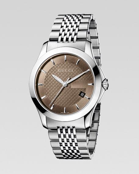 Logo-Face Timepiece