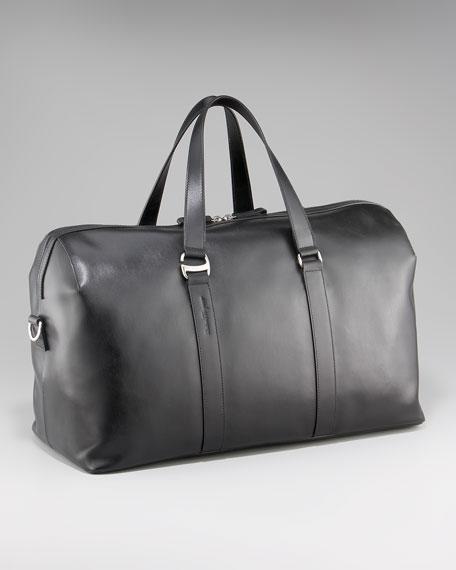 Boston Duffel Bag, Black