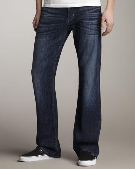 Barton Smithfield Flap-Pocket Jeans