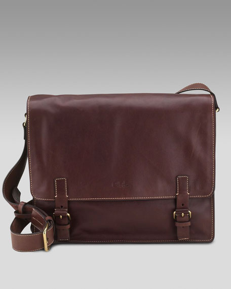 Portage Messenger Bag