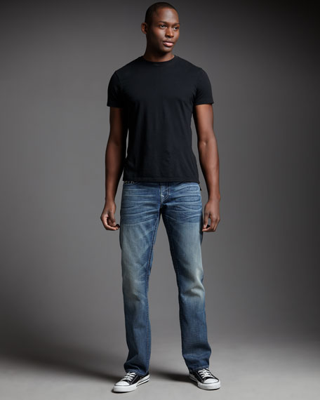 Ricky Rough River Jeans