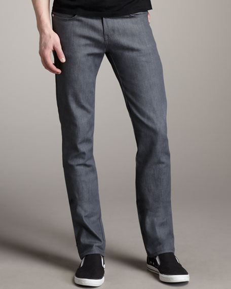 SkinnyGuy Gray Stretch Jeans